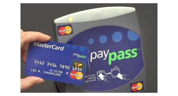Стикер PayPass Приватбанка